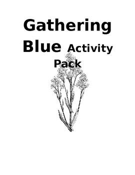 Gathering Blue Unit Novel Study