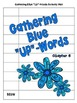 """Gathering Blue """"Up-Words"""" Activity (Chapter 6)"""