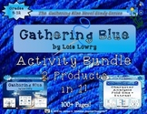 Gathering Blue by Lois Lowry Activity Bundle