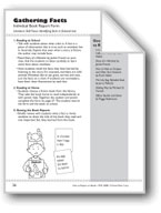 Gathering Facts (Book Report Form)
