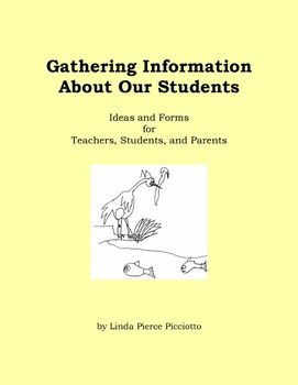 Gathering Information About Our Students
