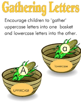 Gathering Letters