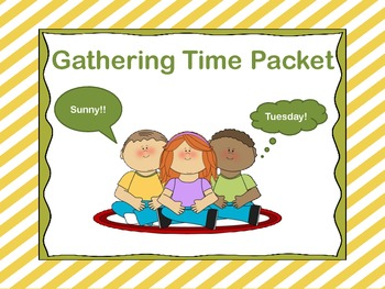 Gathering Time Packet