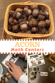 Addition, Place Value, Number Concept Math Centers