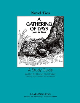 Gathering of Days: A New England Girl's Journal - Novel-Ties Study Guide