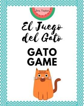 Gato Game: Preterit and Imperfect