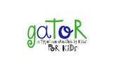 Gator - A Font BY kids, FOR kids!