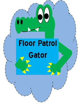 Gator Aides Classroom Helpers