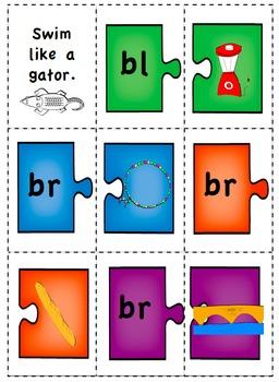 Gator Grab Blends Matching Card Game