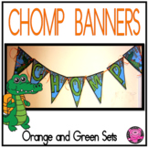 Florida Gators and Swamp Theme Growth Mind Set Bulletin Board