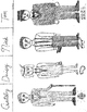 Gatsby Character Chart Instructions and Student Exemplars