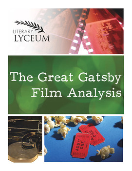 The Great Gatsby Comparative Film Analysis