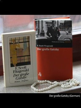 Gatsby - Judging the Book By Its Covers