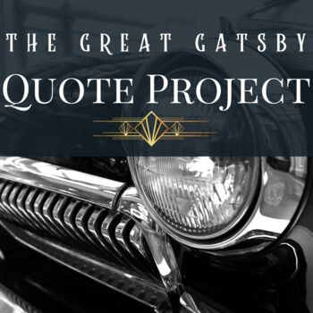 Gatsby Quote Project