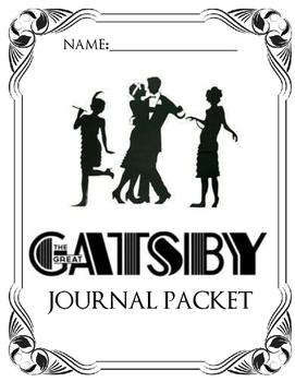 Gatsby Response Notebook