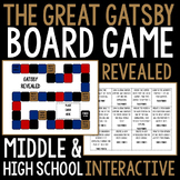 The Great Gatsby Board Game
