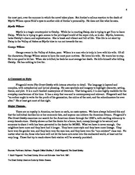 Gatsby Seminar Overview