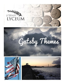 The Great Gatsby Themes Lesson