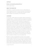Gattaca Insight Text Article