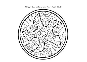 Gaudi bookle for kids