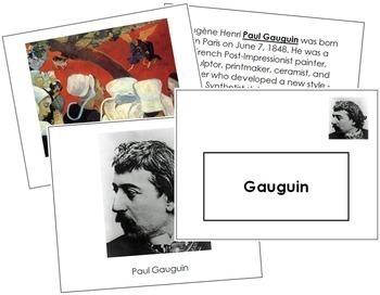 Gauguin (Paul) Art Book