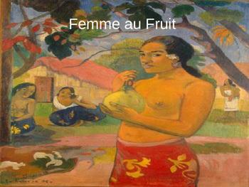 Gauguin's paintings