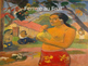 Gauguin's paintings