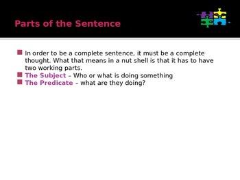Gayle's Goofy Grammar Unit 2