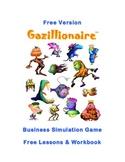 Gazillionaire - Learning Economics Financial Literacy Accounting Math Finance