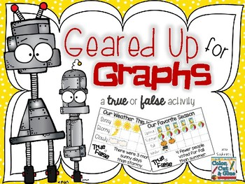 Geared Up for Graphs: A True or False Activity