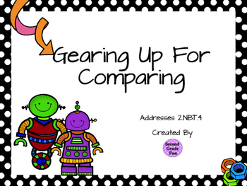 Gearing Up For Comparing