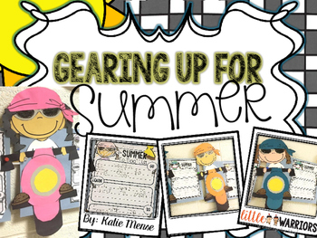 Gearing Up For Summer Writing and Craft