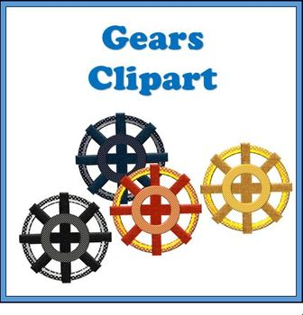Gears Clipart