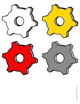 Gears: Hands On Activities