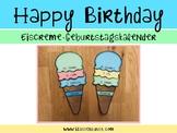 Geburtstagskalender *EIS*