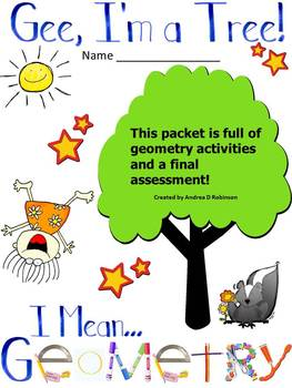 Gee... I'm a Tree, I Mean Geometry!