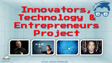 Innovation, Technology and Entrepreneurs Project