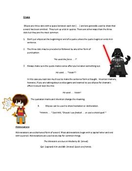 Geek's Guide to Grammar-Ellipis, abbreviations,acronyms,prefix,suffix