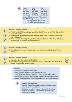 Gefühle/Emotions A2 German as a Foreign Language (GFL) - Worksheet (T)