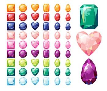 Gems and Jewels, Gems Clipart, Jewel Clipart, Gem Clipart
