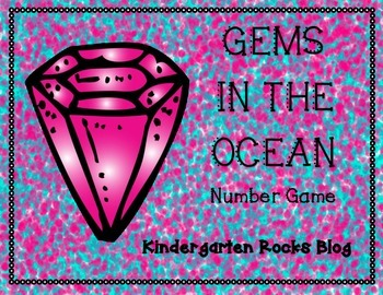Gems in the Ocean Number Game
