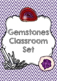 Gemstone Classroom Set (EDITABLE)