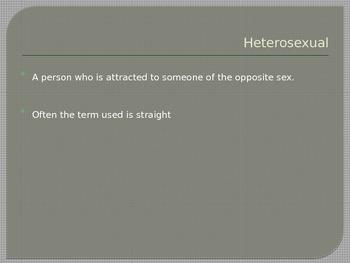 Gender Identity