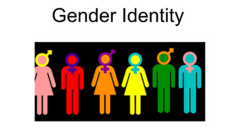 Gender Identity Unit: Notes, Activity, Discussion