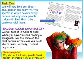 Gender, Identity and Language
