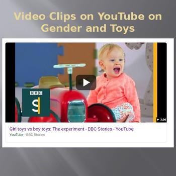 Gender Socialization Lesson (2-3 days)