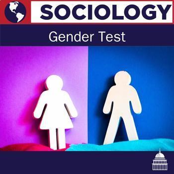 Gender Sociology Test