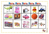 Gender Stereotypes Bundle- Cut and paste, Toys gender, Ven