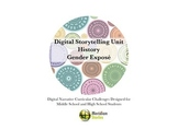 Gender, Stereotypes and Society - Creative Digital Exploration