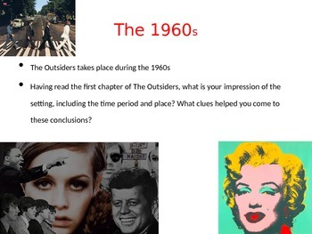 Gender and Identity in the 1960s Magazine Activity
